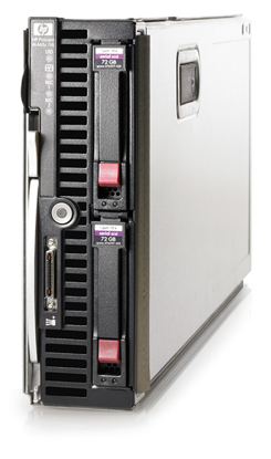 Picture of HP Proliant BL465c G1 CTO Blade Server 403435-B21