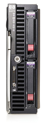 Picture of HP Proliant BL465c G5 CTO Blade Server 454625-B21