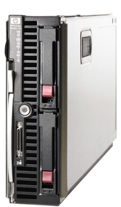 Picture of HP Proliant BL465c G6 CTO Blade Server 539800-B21