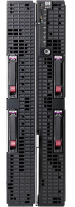 Picture of HP Proliant BL680c G7 V1 CTO Blade Server 600334-B21
