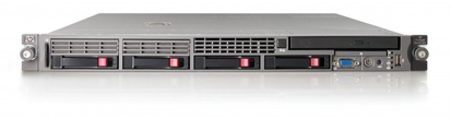 Picture of HP Proliant DL360 G5 4SFF CTO Rack Server 399524-B21