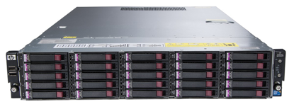 Picture of HP Proliant DL180 G6 SE326M1 SFF Rack Server 507168-B21