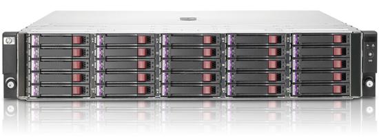 Picture of HP D2700 SFF Modular Smart Array AJ941A 519321-001