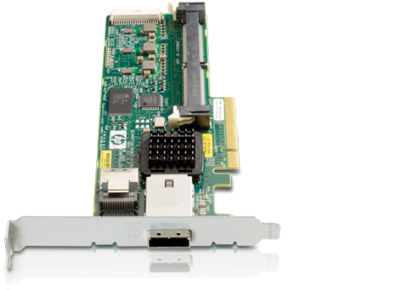 Picture of HP Smart Array P212/ZM 1-ports Int/1-ports Ext PCIe x8 SAS Controller 462828-B21 462594-001