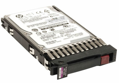 "Picture of HP 300GB 6G SAS 10K 2.5"" Dual Port Hard Drive 507127-B21 507284-001"