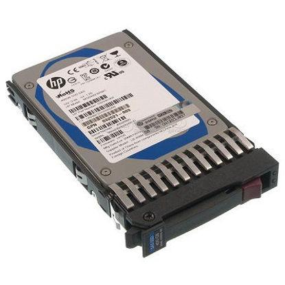 "Picture of HP 400GB 6G SAS MLC SSD 2.5"" Hard Drive 632504-B21 632636-001"
