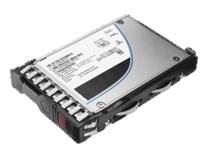 Picture of HP 200GB 6G SATA SSD Mainstream Endurance SFF 2.5-in SC Enterprise Hard Drive 691864-B21 692165-001