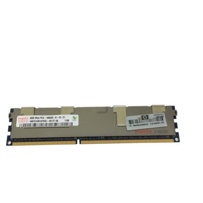 Picture of HP 8GB 2Rx4 PC3-10600R-9 Kit 500662-B21 500205-071