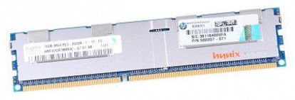 Picture of HP 16GB 4Rx4 PC3-8500R-7 Kit 500666-B21 500207-071