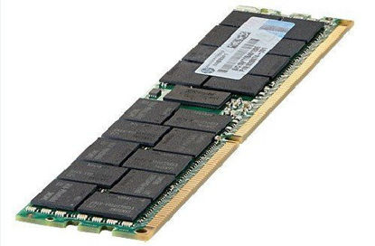 Picture of HP 16GB (1x16GB) Dual Rank x4 PC3-12800R (DDR3-1600) Registered CAS-11 Memory Kit 672631-B21 684031-001