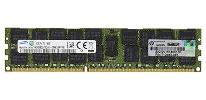 Picture of HP 16GB (1x16GB) Dual Rank x4 PC3-14900R (DDR3-1866) Registered CAS-13 Memory Kit 708641-B21 715274-001