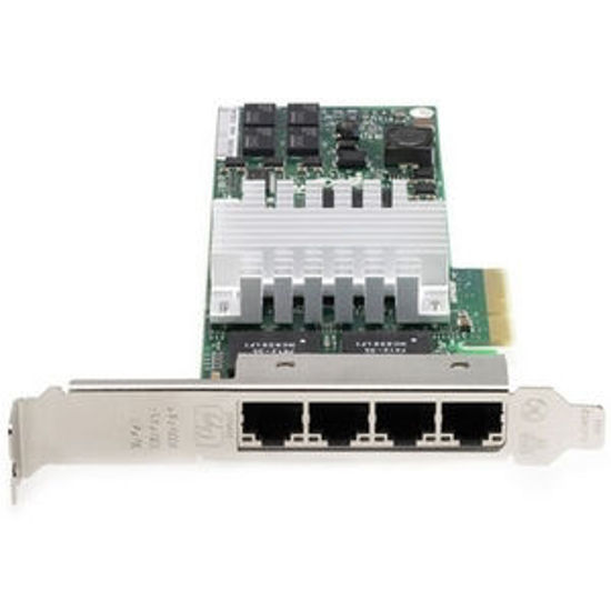 Picture of HP NC364T PCI Express Quad Port Gigabit Server Adapter 435508-B21 436431-001