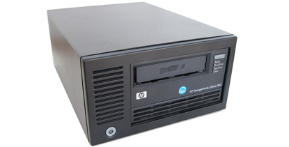 Picture of HP StorageWorks LTO-3 Ultrium 960 SCSI External Q1539B 378464-001