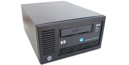 Picture of HP StorageWorks LTO-3 Ultrium 960 SCSI External Q1539B 378464-001