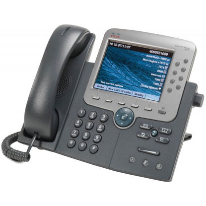 Picture of Cisco CP-7975G Unified IP Phone 7975G