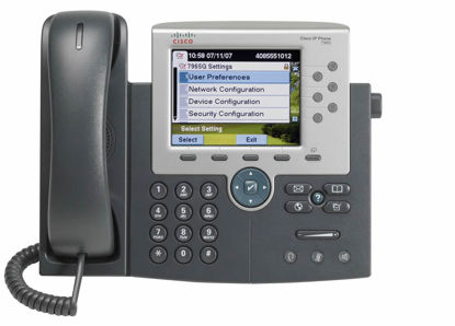 Picture of Cisco CP-7965G Unified IP Phone 7965G