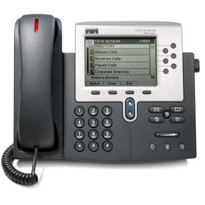 Picture of Cisco CP-7961G Unified IP Phone 7961G