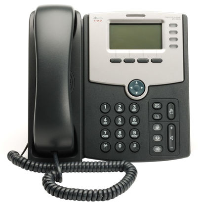 Picture of Cisco SPA504G 4-Line IP Phone