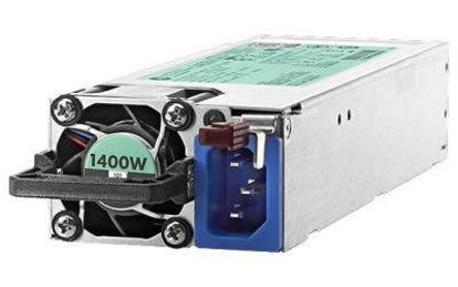 Picture of HPE 1400W Flex Slot Platinum Plus Hot Plug Power Supply Kit 720620-B21 754383-001