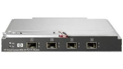 Picture of HP Virtual Connect 8Gb 20-port Fibre Channel Module for c-Class BladeSystem 572018-B21 572216-001