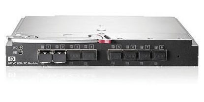 Picture of HP Virtual Connect 8Gb 24-Port Fibre Channel Module for c-Class BladeSystem 466482-B21 572216-001
