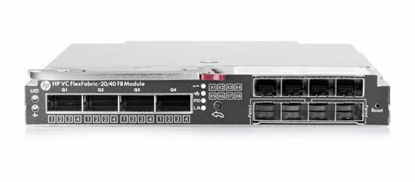 Picture of HPE Virtual Connect FlexFabric-20/40 F8 Module for c-Class BladeSystem 691367-B21 699350-001