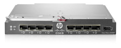 Picture of HP Cisco B22HP Fabric Extender for BladeSystem c-Class 641146-B21 708078-001