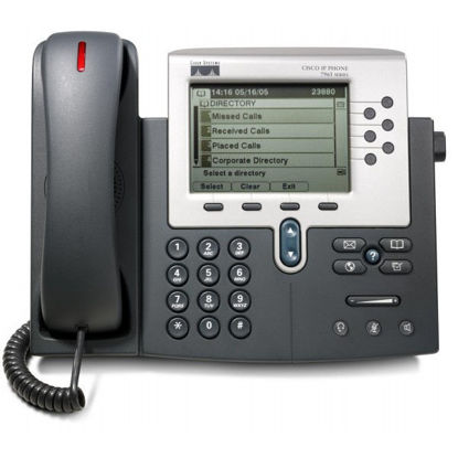 Picture of Cisco CP-7960G Unified IP Phone 7960G