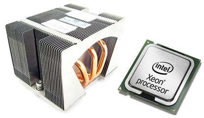 Picture of HP DL180 G6 Intel Xeon X5675 (3.06GHz/6-core/12MB/95W) FIO Processor Kit 636204-B21 638134-001