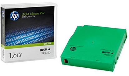 Picture of HP LTO-4 Ultrium 1.6 TB RW Data Cartridge C7974A 447331-001