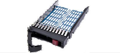 "Picture of HP 2.5"" Hot Plug Hard Drive Caddie (G5, G6, G7, MSA) 500223-001"