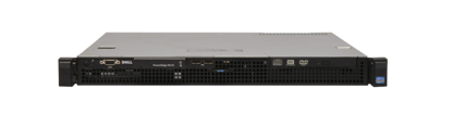 Picture of Dell PowerEdge R210 II V2 LFF CTO 1U Rack Server K8PJX