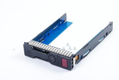 "Picture of HP Gen8 Gen9 3.5"" Hot Plug Hard Drive Smart Caddie 651314-001"