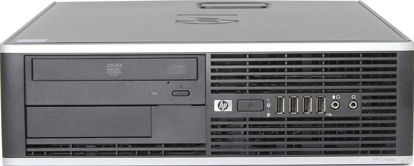 Picture of HP 8300 Elite Small Form Factor PC QV996AV