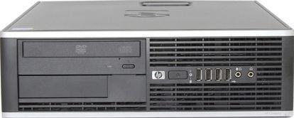 Picture of HP 8300 Elite Small Form Factor PC QV996AV