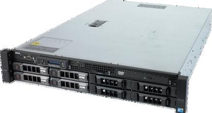 Picture of Dell PowerEdge R510 8LFF Hotplug CTO 2U Rack Server RF0CM 0RF0CM