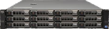 Picture of Dell PowerEdge R510 12LFF Hotplug CTO 2U Rack Server M575V 0M575V