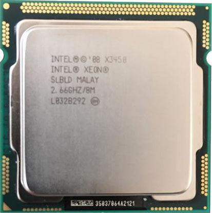Picture of Intel Xeon X3450 (2.66Ghz/4-Core/8MB/95W) Processor Kit - SLBLD