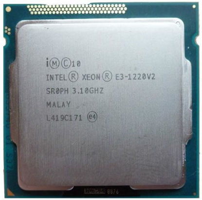 Picture of Intel Xeon E3-1220Lv2 (2.30Ghz/2-Cores/3MB/17W) Procesor SR0P6