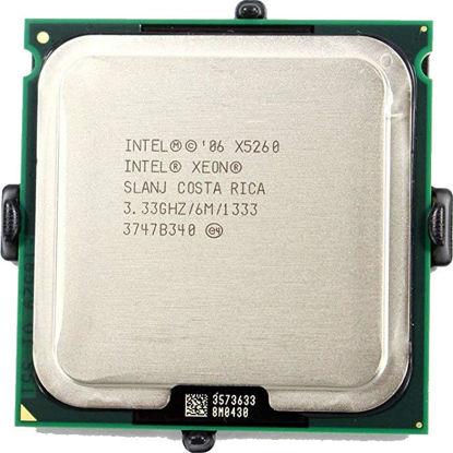 Picture of Intel Xeon Dual-Core X5260 (3.33 GHz 1333 FSB 80 W) - SLANJ