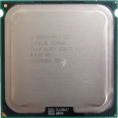Picture of Intel Xeon Dual-Core 5160 (3.0 GHz 1333 FSB) - SL9RT