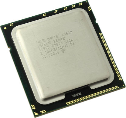 Picture of Intel Xeon L5630 (2.13GHz/4-core/12MB/40W) Processor Kit - SLBVD