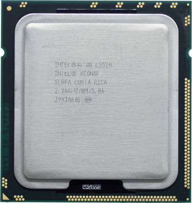 Picture of Intel Xeon L5520 (2.26GHz/4-core/8MB/60W) Processor Kit SLBFA