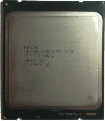 Picture of Intel Xeon E5-4640 (2.40GHz/8-core/20MB/95W) Processor SR0QT