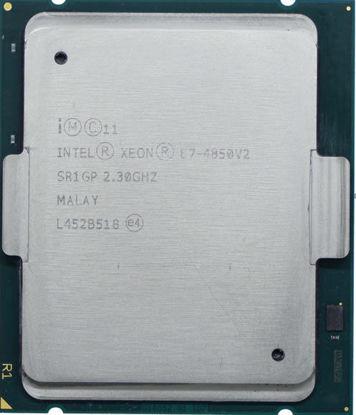 Picture of Intel Xeon E7-4850v2 (2.30Ghz/12-Cores/24MB/105W) Processor SR1GP