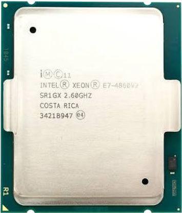 Picture of Intel Xeon E7-4860v2 (2.60Ghz/12-Cores/30MB/130W) Processor Kit - SR1GX