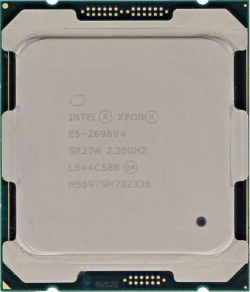 Picture of Intel Xeon E5-2698v4 (2.2GHz/20-core/50MB/135W) Processor SR2JW