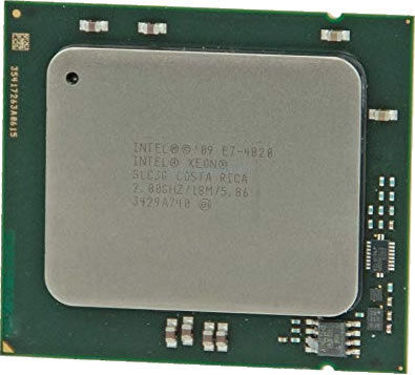 Picture of Intel Xeon E7-4820 (2.0GHz/8-core/18MB/105W) Processor SLC3G