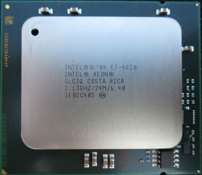 Picture of Intel Xeon E7-4830 (2.13GHz/8-core/24MB/105W) Processor SLC3Q