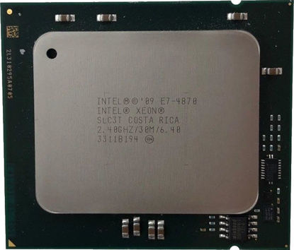 Picture of Intel Xeon E7-4870 (2.40GHz/10-core/30MB/130W) Processor SLC3T